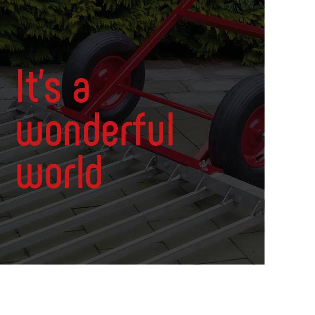 Hortiworld its a wonderfull world